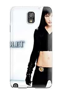 Ideal AnnDavidson Case Cover For Galaxy Note 3(milla Jovovich Euro 2013 ), Protective Stylish Case