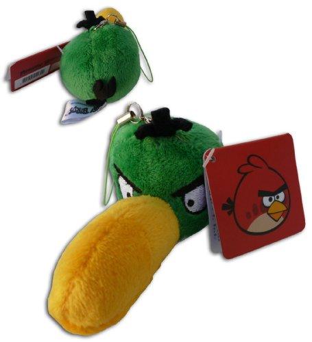 Green Bird Angry Birds 4´´