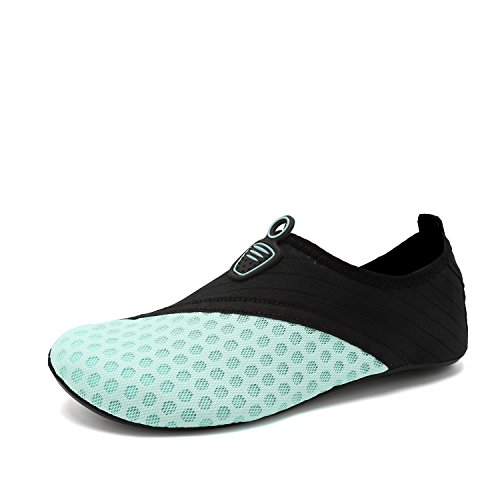 Yoga Socks Quick Dry Barefoot Slip Swim Men Blue Women Beach Shoes Exercise Sports Black for Aqua On and Water qtznvPIwx