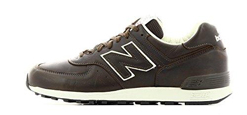 New Balance , Herren Sneaker braun braun 41, braun - braun - Größe: 40½