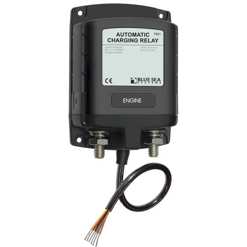 Blue Sea Systems ML-ACR 24V DC 500A Automatic Charging Relay by Blue Sea Systems