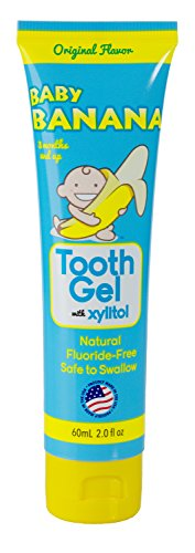 Baby Banana Tooth Gel Original product image