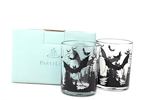 Halloween Night Votive Pair Decoration by PartyLite ()