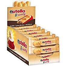 Nutella B-ready Wafer filled with Nutella, 19.1g - Pack of 36