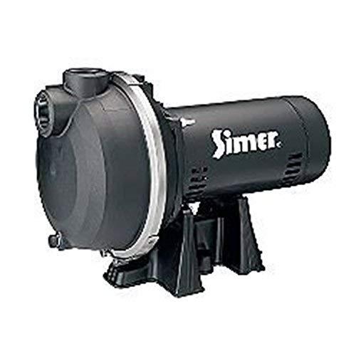 Irrigation Lawn Pump (Simer 3420P 2 HP Spinkler System Pump)