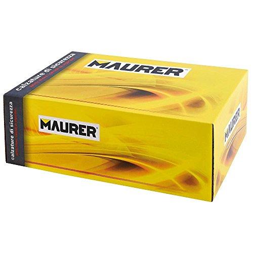 Maurer 15011446 - Deportiva seguridad actium S3, tamaño 43