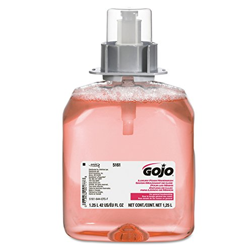 GOJO Luxury Foam Soap FMX 1250 mL Refill