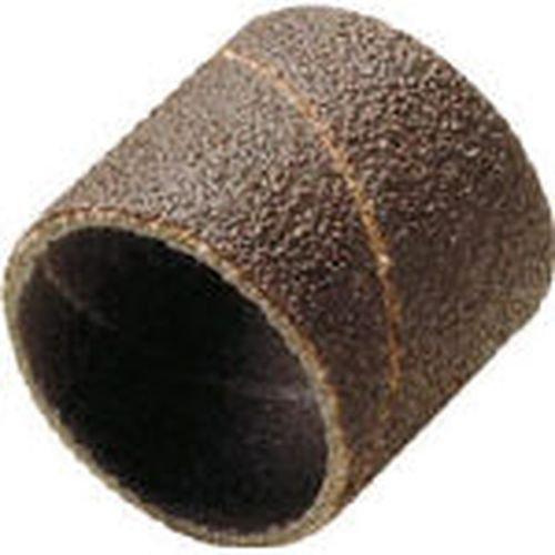 Dremel 445 1/2″ 240 grit sanding band, 6 Pack
