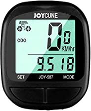 Decesy Bike Computer Bicycle Speedometer,Portable Bike Odometer with Cycling Tracker for All Mountain & Ro