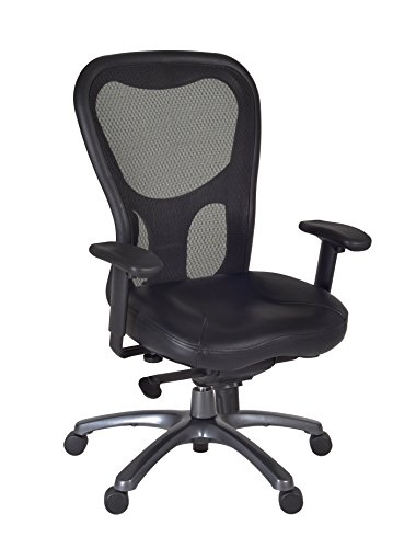 (Regency Citi Swivel Chair, Black)