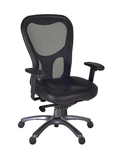 Regency Citi Swivel Chair, Black