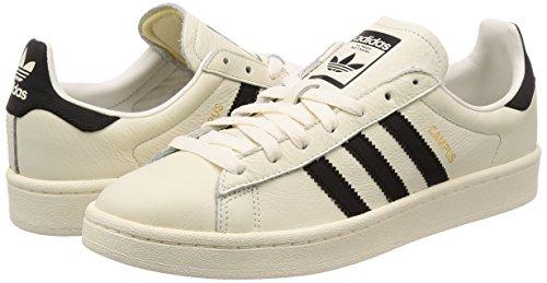 adidas Zapatillas Hombre White Campus Black Blanco Baloncesto para de Chalkwhite Cream Core qgxgXrU5