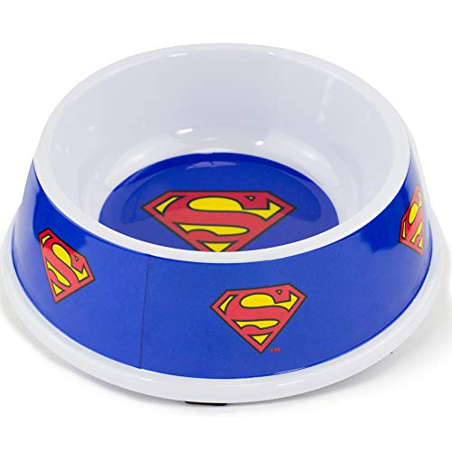 Buckle-Down Pet Bowl - Superman -