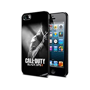 Case Cover Silicone Iphone 4 4s Call of Duty Black Ops 2 Codb05 Classic Game Protection Design