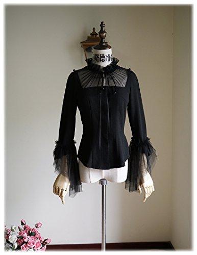 Fanplusfriend - Camisas - para mujer negro