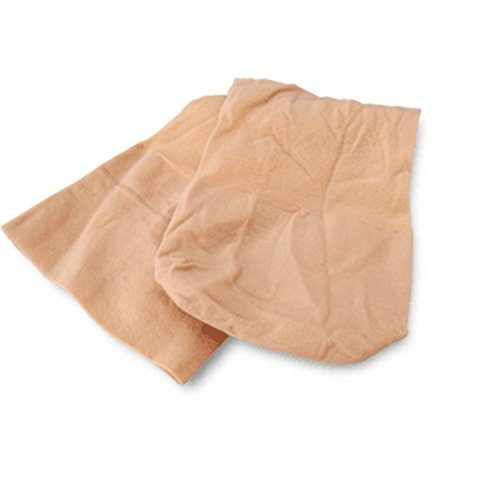 Skin Guard Sheath, Limb Compression for Prosthetics, 3-Pairs, Beige, Small (10-14 inch Length) ()