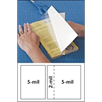 Smart Cover II Flexible Paperback Book Covers - 8-1/2H x 5-3/4W - 25 Per Package