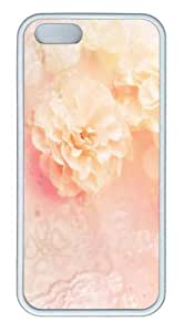 iPhone 5S Customized Unique Landscape Flowers Roses Magic 3 New Fashion TPU White iPhone 5/5S Cases