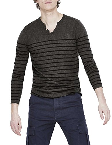 Sweater Antracite Leasy heather Celio Grey Men's tqHwSnZv