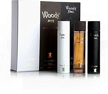 6857da7a3 Arabian Oud Woody Mix 3 Pieces Set - Unisex 100ml Oud: Amazon.ae ...