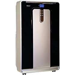 Haier HPN12XHM 12, 000-BTU Portable Air Conditioner, 11, 000-BTU Portable Heater Combo Unit