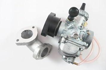 Hmparts Lifan Loncin 110 140 Ccm Tuning Carburetor Set Hmp 24 Mm Auto