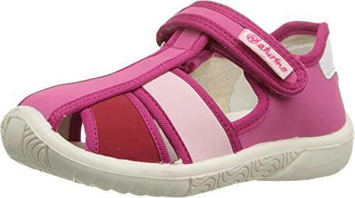 - Naturino Girl's Nat. 7785 SS16 (Toddler/Little Kid) Pink Multi Sandal 30 (US 13 Little Kid) M