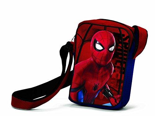 Coriex EXTREMELY SPIDER Schultertasche Kinder-Sporttasche M96078 MC, 18 cm, Multicolor