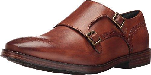 (Cole Haan Men's Hamilton Grand Double Monk British Tan Shoe)