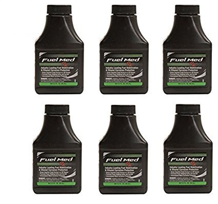 6 Pk Yamalube Fuel Med Rx 3 2 Oz