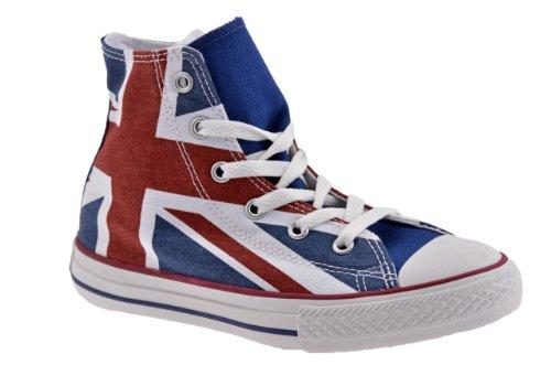Converse Alte Converse Tela Sneakers Sneakers Multicolore gx5gtZUq