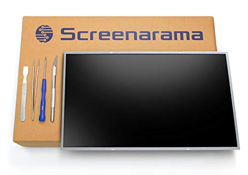 SCREENARAMA New Screen Replacement for Dell XPS L502X, HD 1366x768, Matte, LCD LED Display with Tools