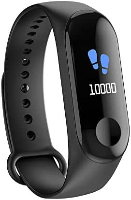 Bchance Fitness Tracker HR,Kids Fitness Watch with Heart Rate Monitor & Blood Pressure Blood Oxygen Activity Tracker Sleep Monitor Step Counter Calories Watch Waterproof Smart Wristband Pedometer