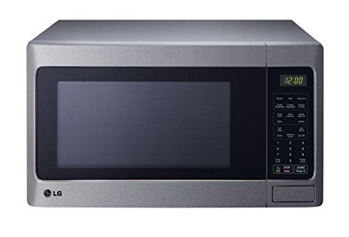 LG LCRT1513ST Countertop Microwave 1100 watt