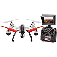 (Set) RC Mini Orion Drone LCD Screen Lightweight Camera Filming + AA Batteries