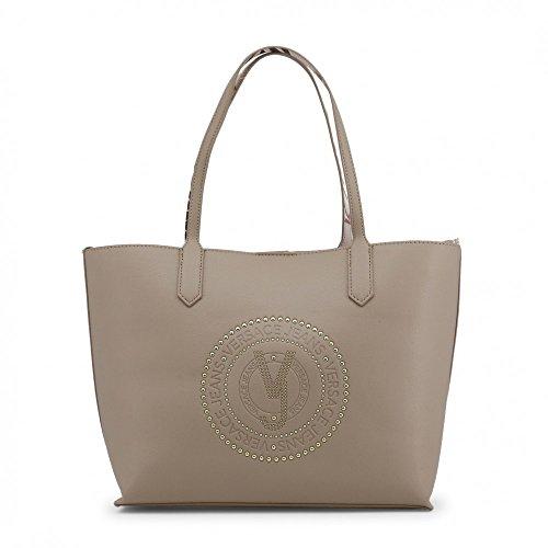 Versace BEIGE Borsa Donna E1VRBBQB700507 Jeans Versace Jeans 40x14x28cm qnwUYZf5Ix
