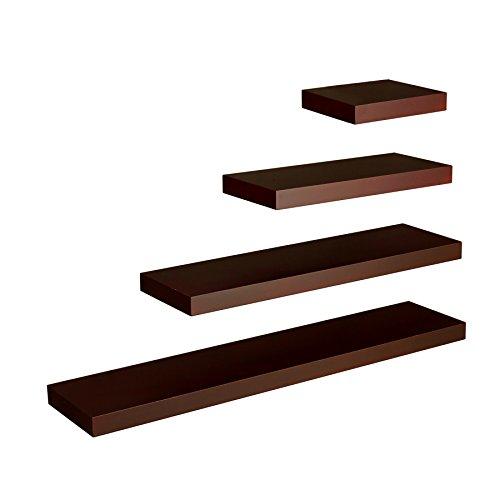 "037732073613 - Chicago Floating Shelf 36"" - Chocolate carousel main 4"