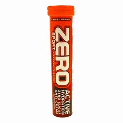 High5 zero citrus flavoured, 20 tabs per tube - Producto de cuidado personal para ciclistas, color verde, talla 14 cm 5055580010258