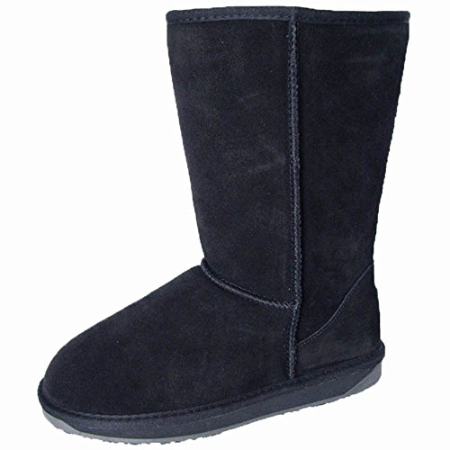 BooRoo Womens 'Bliss' Boot Shoe, Navy, US 9