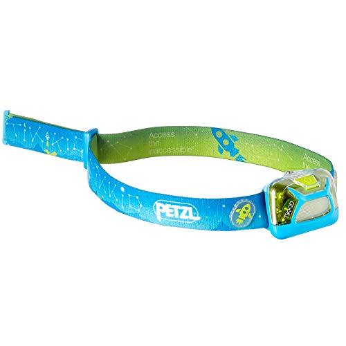 PETZL - TIKKID, 20 Lumens, Outdoor and Indoor Compact Headlamp for Reading and Play, Kids 3 Years and Older, -