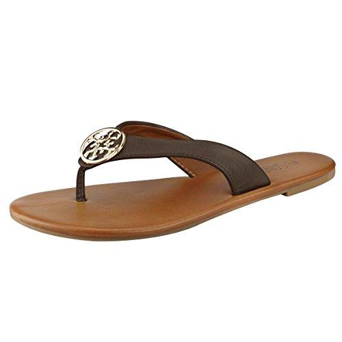 SANDALUP-Women-s-Flip-Flops-Casual-Flat-Sandals