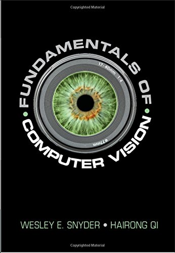 Fundamentals of Computer Vision by Cambridge University Press