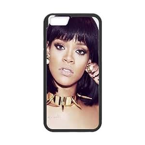 iPhone 6 4.7 Inch Cell Phone Case Black hd91 rihanna pop music sexy celebrity Hwiof