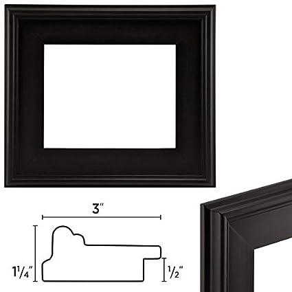 1daec0c4732 Creative Mark Plein Air Wooden Picture Frame -Single Open Frame - Size  8x10 quot  -