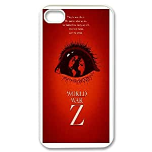 Generic Case World War Z For iPhone 4,4S SCV0203350