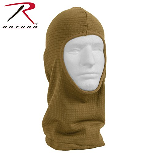 Rothco Military ECWCS Gen III Level 2 Balaclava, Coyote Brown