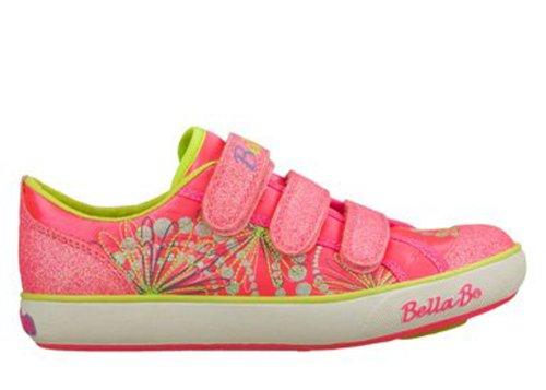 Skechers Bella Ballerina Curtsies Finale Pink/Multi 82038L/NPMT Little Kids 4