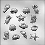 CK Products Sea Creatures Chocolate Mold