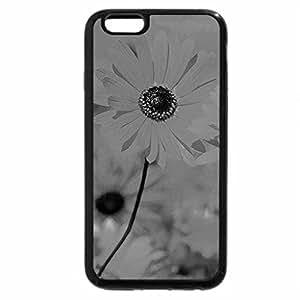iPhone 6S Plus Case, iPhone 6 Plus Case (Black & White) - Gerbera Gold