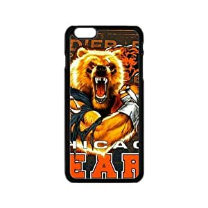 Chicago Bears Fahionable And Popular High Quality Back Case Cover For Iphone 6